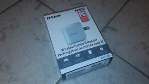 WIFI wireless range extender D-Link N300