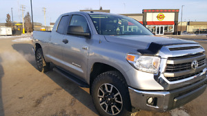 2015 Toyota Tundra Double Cab SR5 Plus TRD Offroad 36,000 kms