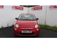 2009 59 FIAT 500 1.3 DIESEL MULTIJET POP.FULL SH,£20 ROADTAX,AMAZING MPG.LOW INS