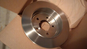 Two BRAND NEW Monroe Brake Rotors - Ford Explorer/Ranger Kitchener / Waterloo Kitchener Area image 2