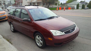 2006 Ford Focus ZXW - Familiale (station wagon)