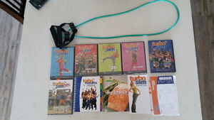 Turbo jam workout dvds