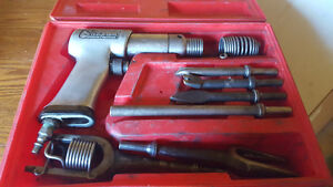 Mostly snap on tools