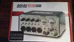 Brand New Akai Professional ElE 24bit Recording Interface