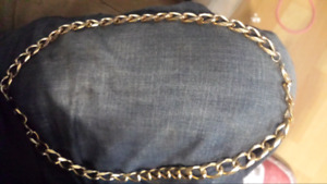 18k gold chain roughly 24 inches