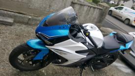 2019 nooma/yamasaki 125cc