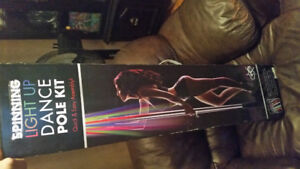 Dancing Pole. BRAND NEW IN BOX!!!!