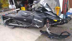 For sale 2011 ski doo Summit X 800 $ 8000 obo
