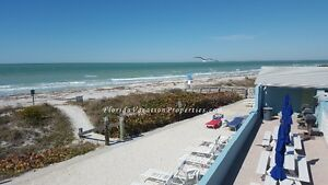 Clearwater Beach Florida Condo  March 2018 Beachfront Resort