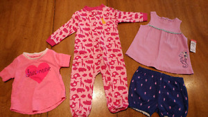 Never worn 6 month lot