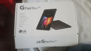 Selling LG Gpad IV T8.0 LTE Tablet !! Condition like new