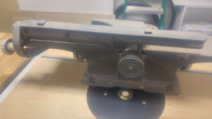 4in Cast Iron Jointer