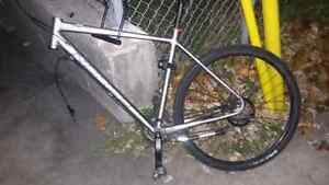 100$ REWARD!!! For name of person or persons who stripped bike Kingston Kingston Area image 1