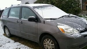 2004 Toyota sienna van for sale