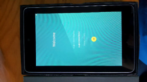 Google NEXUS 7inch Tablet (made by Asus)