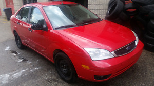 2006 Ford Focus ZX4  *136km*