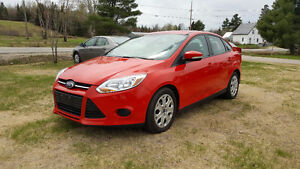 2013 Ford Focus SE $0 Down - $91 Bi Weekly OAC