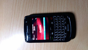 Blackberry bold in mint condition with new battery
