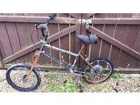 1981 grifter bike frame needs restore