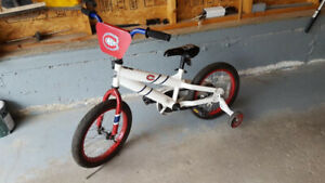 Montreal Canadiens kids 16 inch bicycle for sale