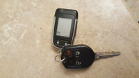 Ford key and remote