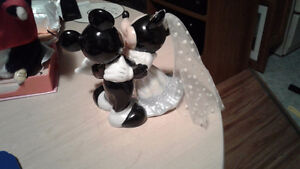 Vintage mickey and mini mouse wedding night Mint!  Very rare St. John's Newfoundland image 2