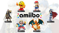 Looking to purchase nearly every amiibo