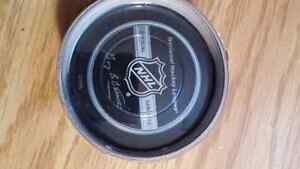 2009 Montreal All Star Game Puck West Island Greater Montréal image 2