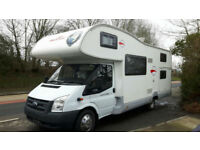 ROLLERTEAM AUTOROLLER 700 7 BERTH 7 SEATER FAMILY MOTORHOME
