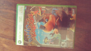 Banjo Kazooie Nuts and Bolts xbox 360 game