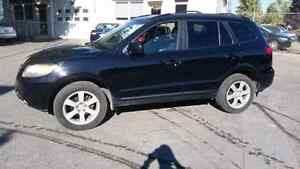 2007 hyundai santafe limited