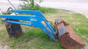 Bucket pour tracteur Ford