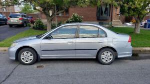 Honda Civic DX 2004 - 185000KM