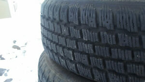 Bran new COOPER WEATHER MASTER Winter tires..