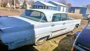 1958 LINCOLN AND A PARTS CAR 2 FOR 1 $2900 O.B.O.  London Ontario image 6