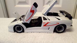 Lamborghini Diablo SV 1:18 diecast car