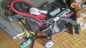 Good workimg saftey first stroller