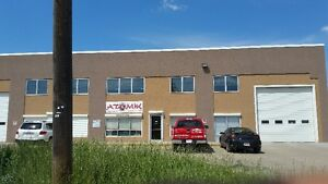 West Edmonton Industiral bay for Lease