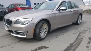 2013 BMW 740LI AWD XDRIVE 79KM FULL LOAD WARRANTY