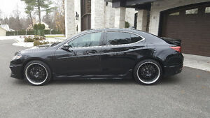 2015 Acura TLX ELITE SH-AWD + Aero Pack ++ REPRISE DE LOCATION