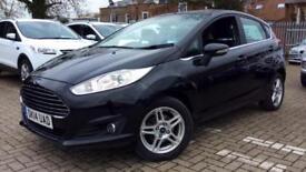 2014 Ford Fiesta 1.0 EcoBoost Zetec 5dr Manual Petrol Hatchback