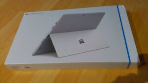 Tablette Microsoft surface pro 4 (Neuf)