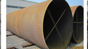 Large diameter steel pipe for sale
