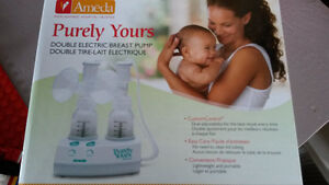 Purely Yours, double  Breast pump Kitchener / Waterloo Kitchener Area image 1