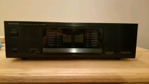 Kenwood KM-208 200W Power Amp