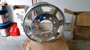 """Brand new 24.5"""" rims - 2 only"""