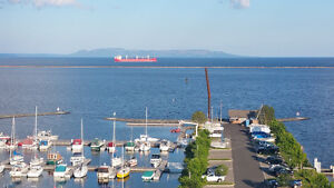 EXCLUSIVE***THUNDER BAYS BEST WATERFRONT PENTHOUSE ***