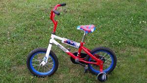 Boy's Suoerman bike 12 inch