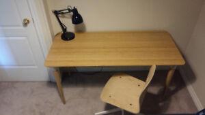 Study Desk & Chair
