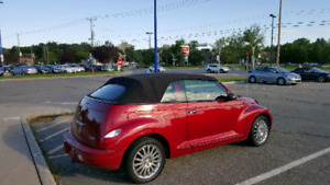 PT Cruiser 2006 GT turbo convertible